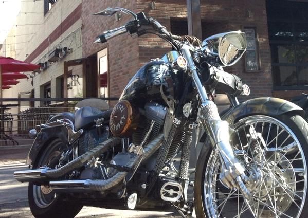 Dan Lobner's Bike